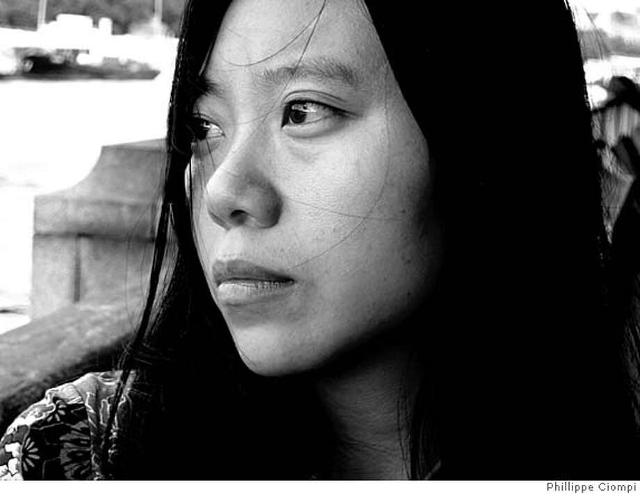 "Xiaolu Guo, author of ""A Concise Chinese-English Dictionary for Lovers""  FOR USE WITH BOOPK REVIEW ONLY Photo: Phillippe Ciompi"