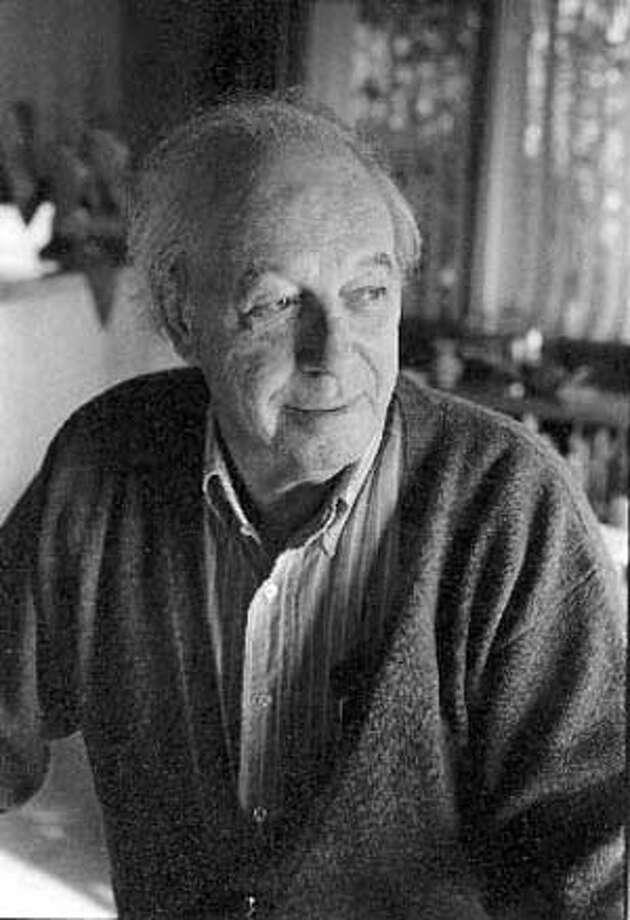 Obituary photo of Herbert McCloskey. Photo: X