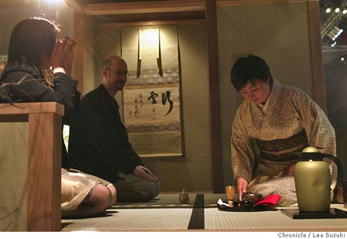 Learn about Japanese tea ceremonies at the Fairfield University Art Museum on Friday. Find out more.