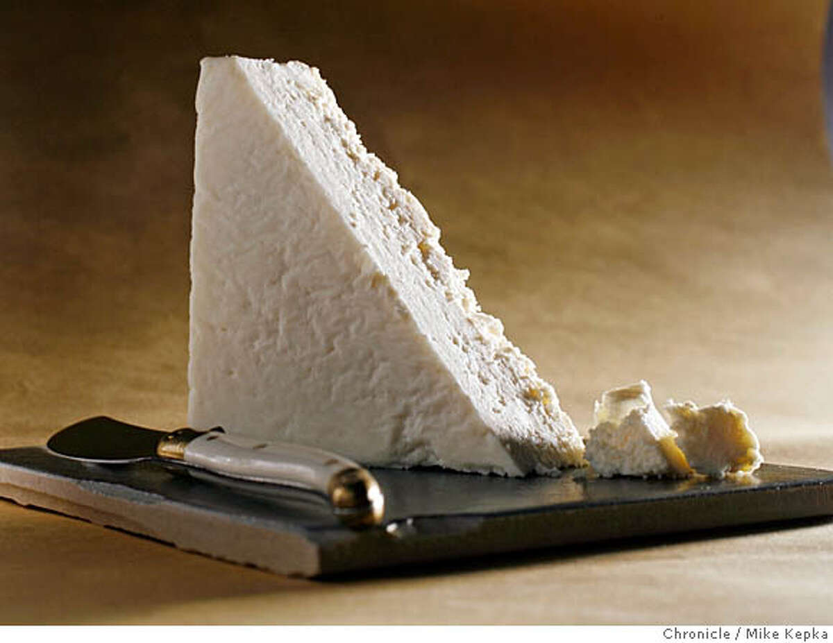 cheese160047_mk.JPG Cotija cheese Mike Kepka / The San Francisco Chronicle MANDATORY CREDIT FOR PHOTOG AND SF CHRONICLE/ -MAGS OUT