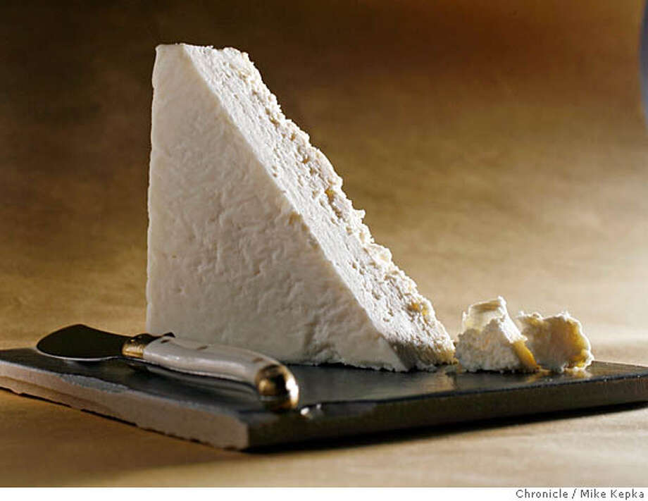 cheese160047_mk.JPG  Cotija cheese Mike Kepka / The San Francisco Chronicle MANDATORY CREDIT FOR PHOTOG AND SF CHRONICLE/ -MAGS OUT Photo: Mike Kepka