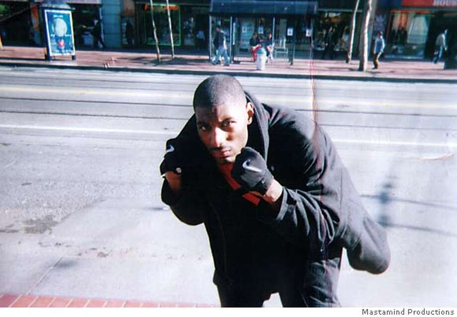 "Kev Kelly from ""Rap Dreams"" Credit: Stills from ""Rap Dreams"" Photo: Rap Dreams"