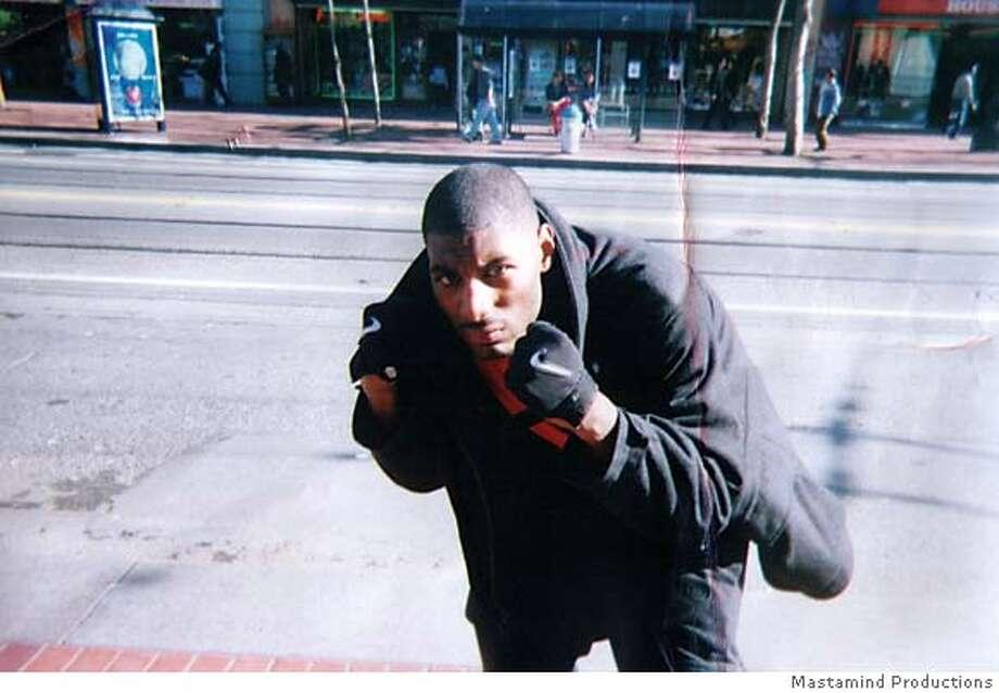 "Kev Kelly from ""Rap Dreams"" Credit: Stills from ""Rap Dreams"" Photo: Rap Dreams"
