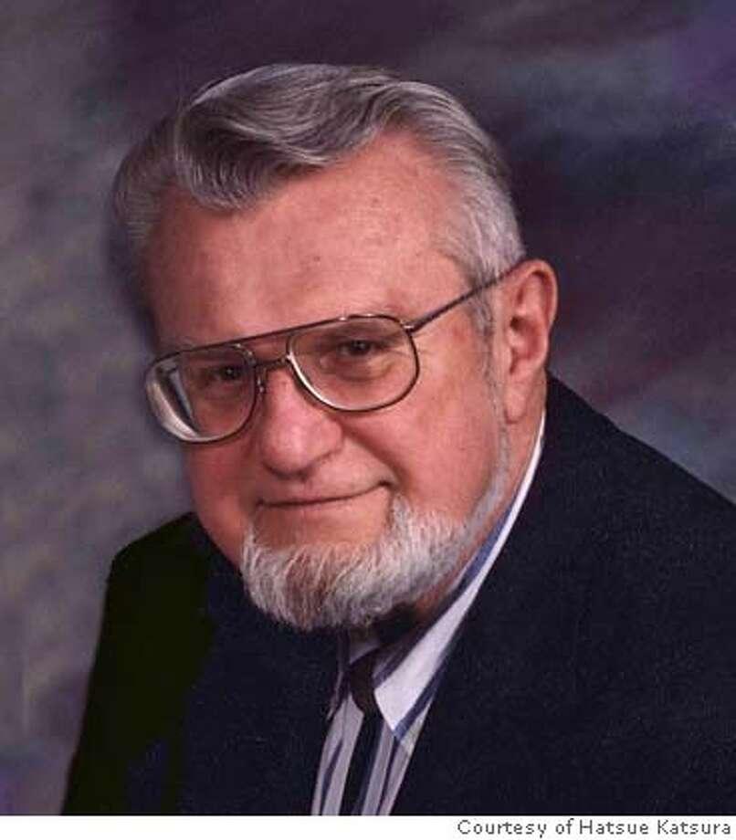 obituary of the late John Chemsak Courtesy of Hatsue Katsura Photo: M