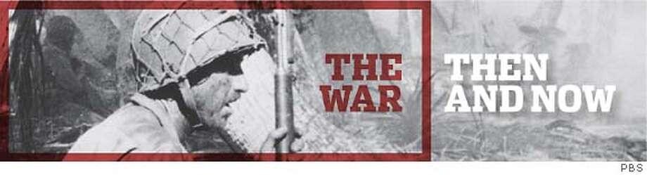 "Logo for series on Ken Burns' ""The War"" Photo: Ho"