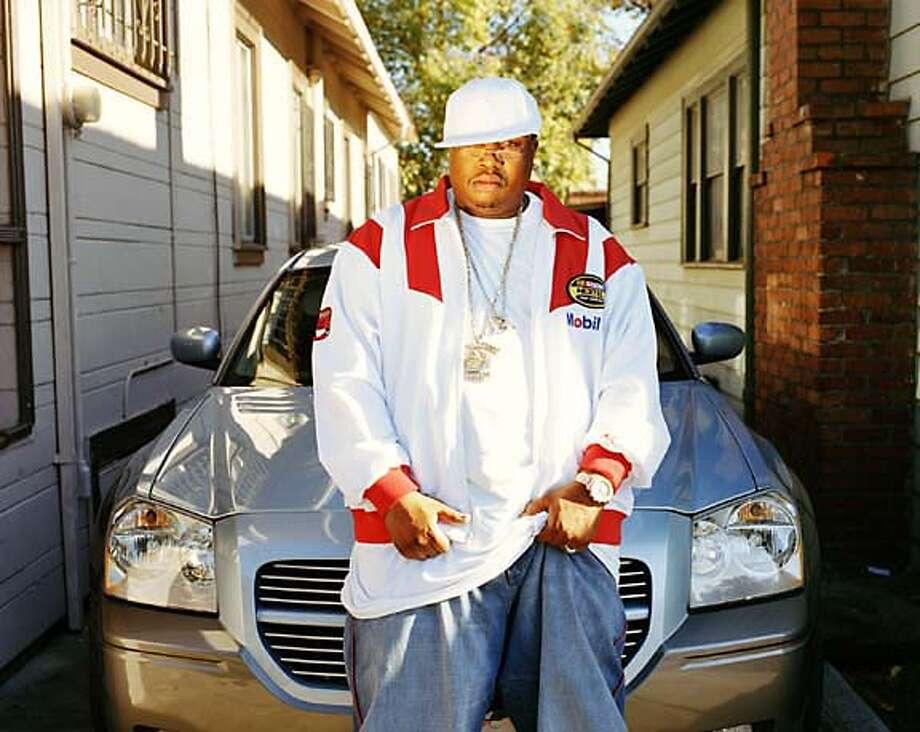 East Bay rapper E-40 Credit: Jonathan Mannion Photo: Jonathan Mannion