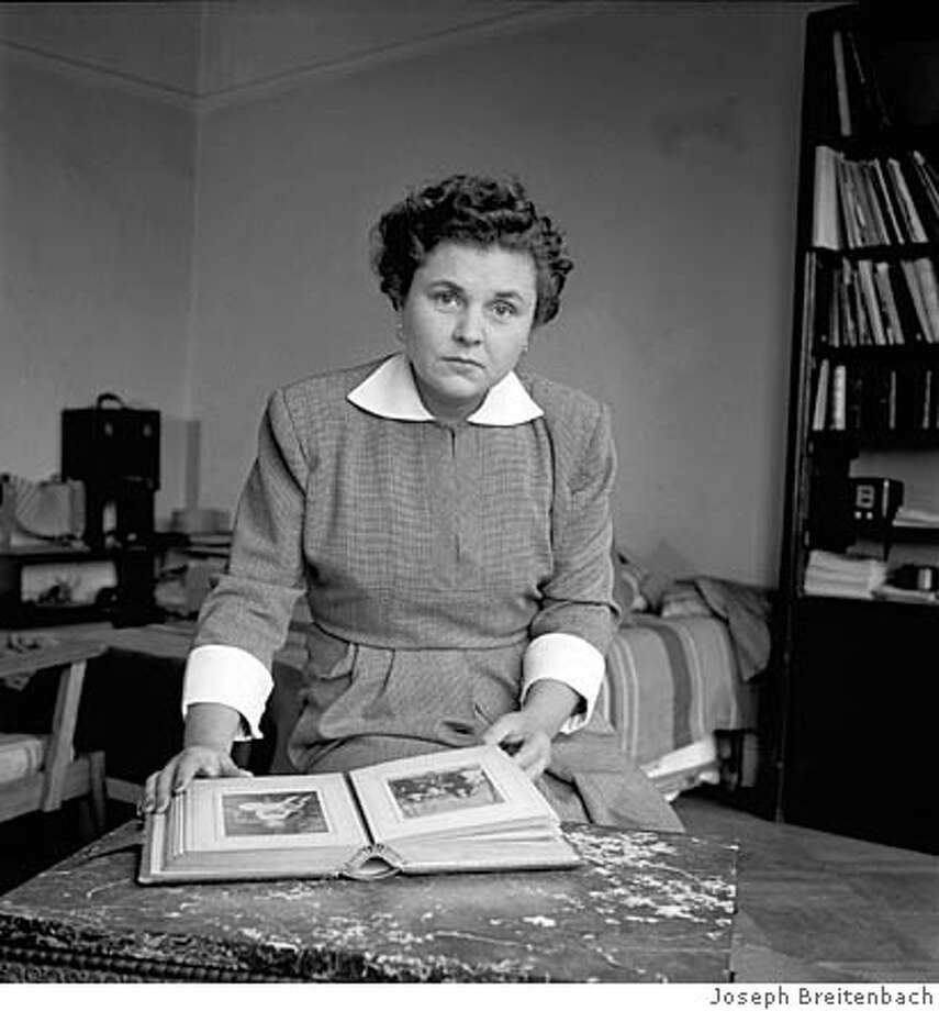 Photo of Elizabeth Bishop for review of Edgar Allan Poe and the Juke-Box. Photo by Joseph Breitenbach Photo: Joseph Breitenbach
