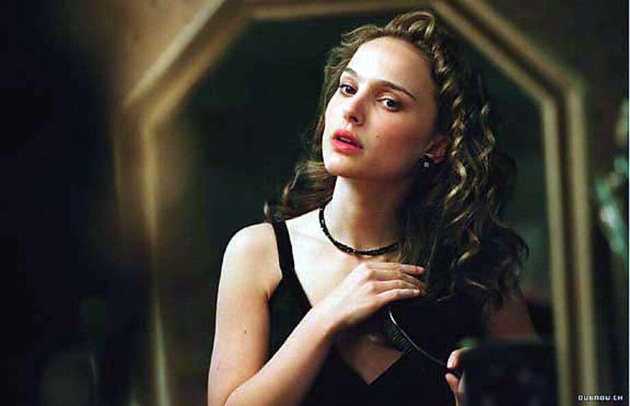 """Natalie Portman in """"V for Vendetta"""" Photo: Warner Bros."""