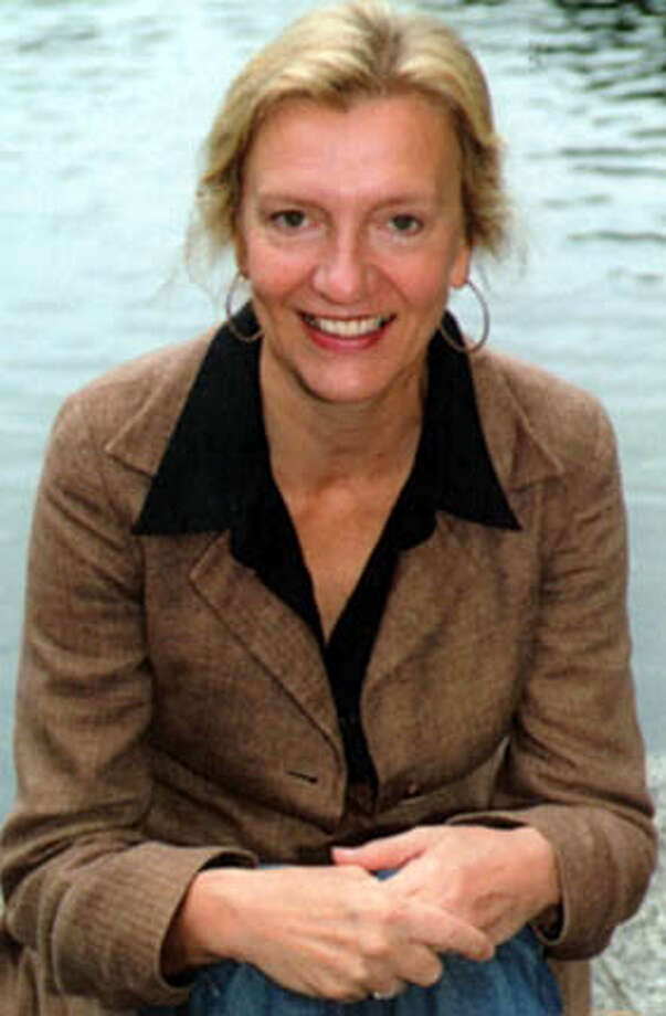 Elizabeth Strout. Getty Images photo by Jamie Gemmiti