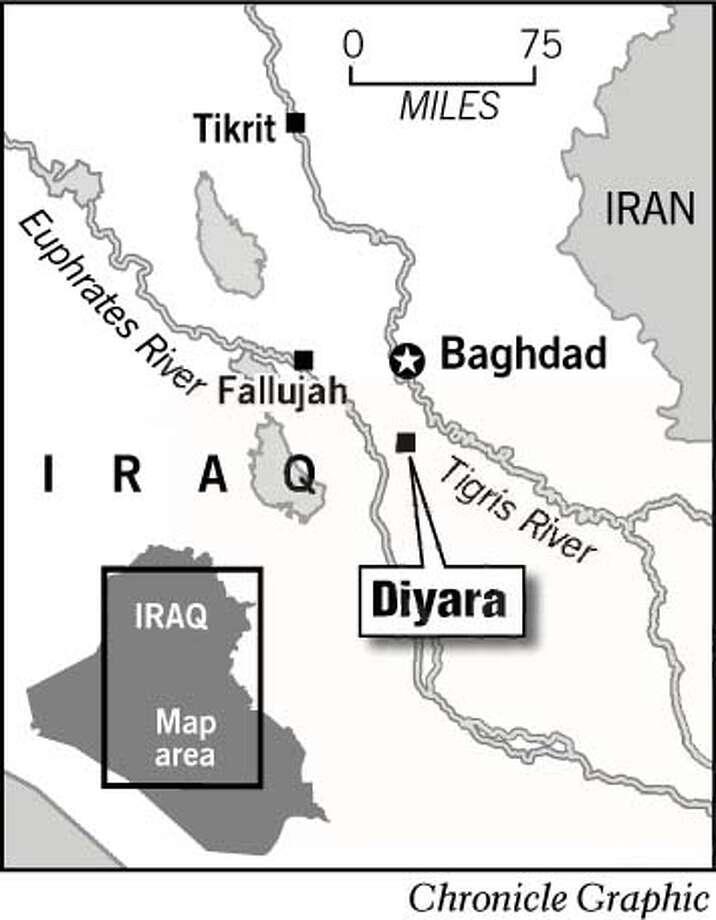 (A9) Diyara, Iraq