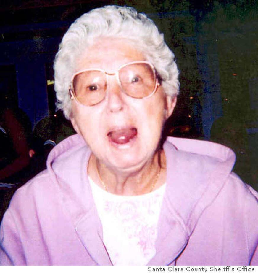 Missing Cupertino woman, Jo Ann Lynch. Photo courtesy Santa Clara County Sheriff's Office