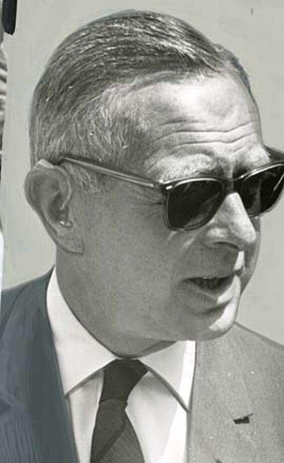 Obituary photo of Norman Leonard Photo: Duke Downey