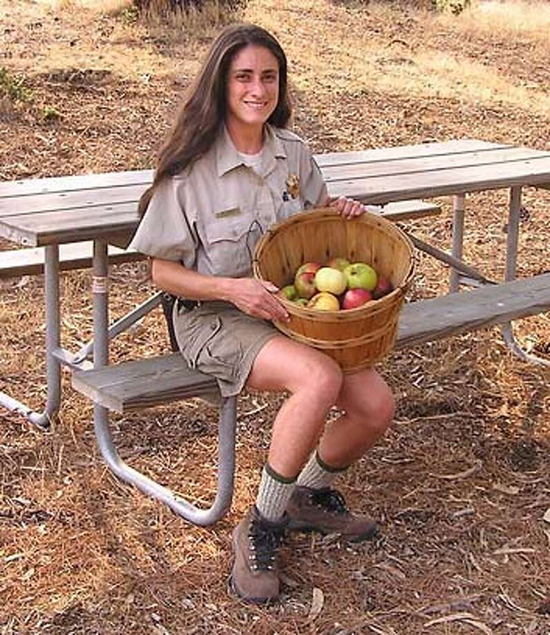 Ranger Apple Amy Wolitzer Ran on: 09-20-2007  Amy Wolitzer, Apple-fest's host since 1999, has a lifelong love of the fruit. &quo;I convinced my parents that they're nature's toothbrush so they'd let me eat one in bed at night.&quo; Photo: Handout
