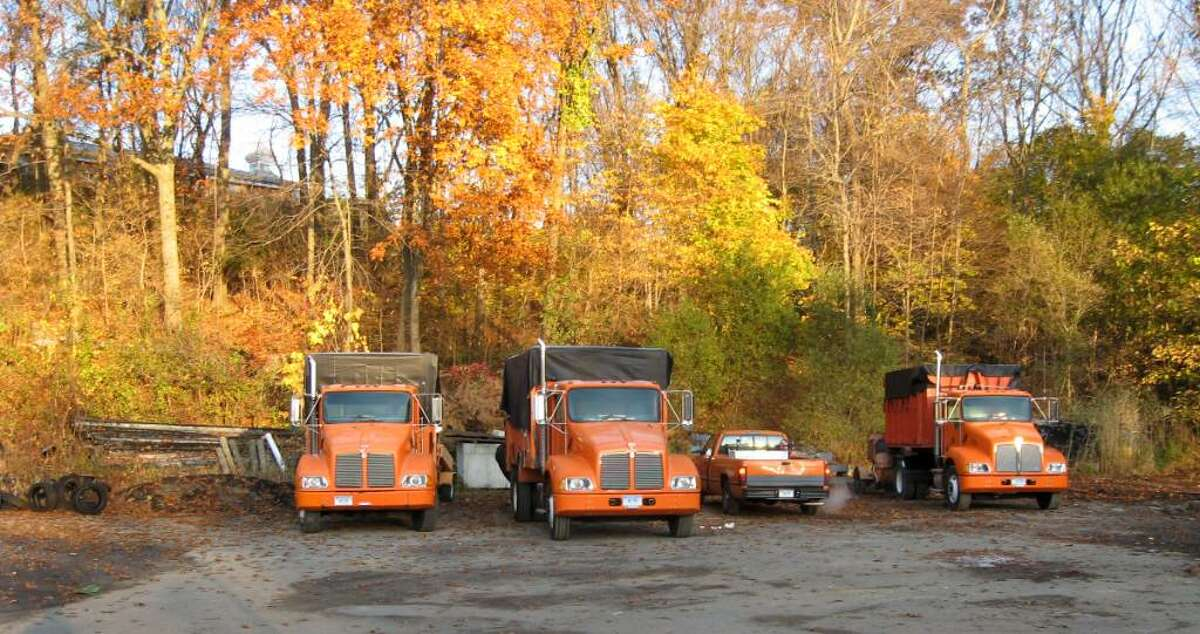 Trumbull Department of Public Works will collect leaves from the 11,000 households in town now through the end of December.