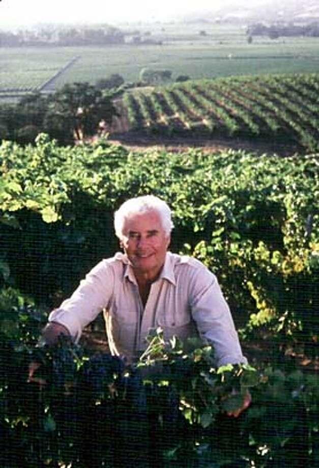 Obituary photo of Rodney Strong. Photo: M