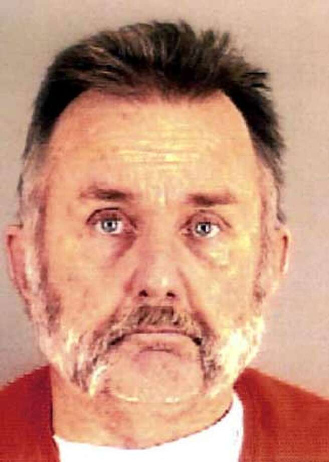 Joseph Morrow, suspected in the 1991 murder of his wife, Donna, in Menlo Park. No creditRan on: 03-07-2006  Donna Morrow Photo: N