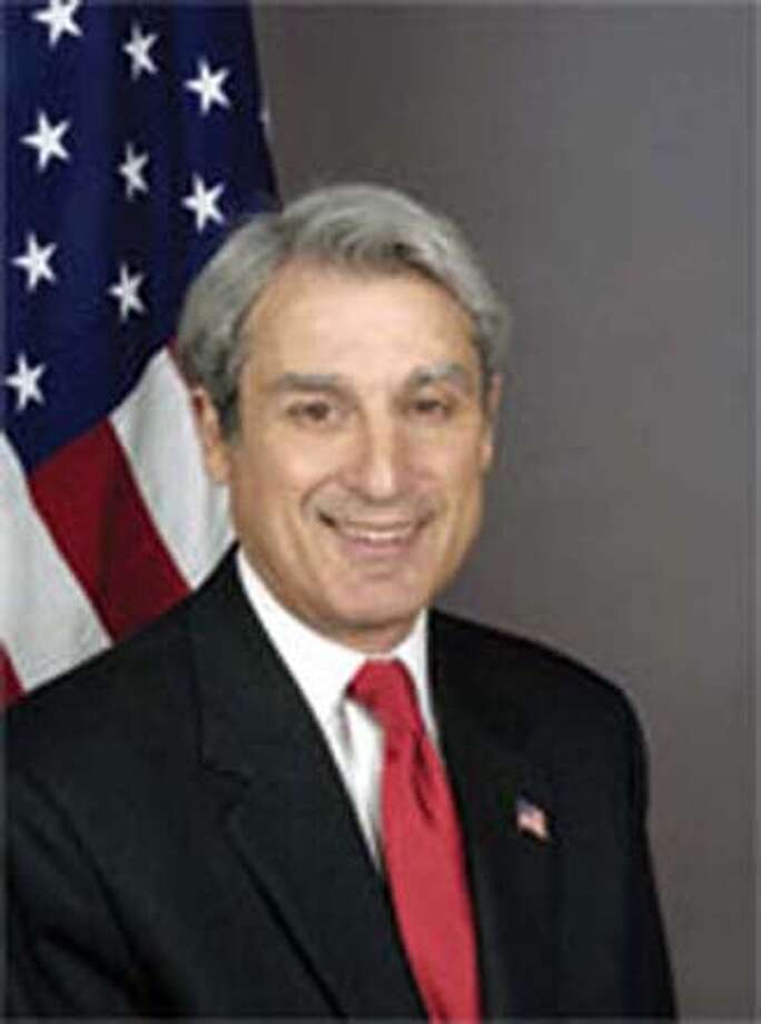 Howard Krongard, the State Department's Inspector General. MANDATORY CREDIT FOR PHOTOG AND SAN FRANCISCO CHRONICLE/NO SALES-MAGS OUT Photo: State Department