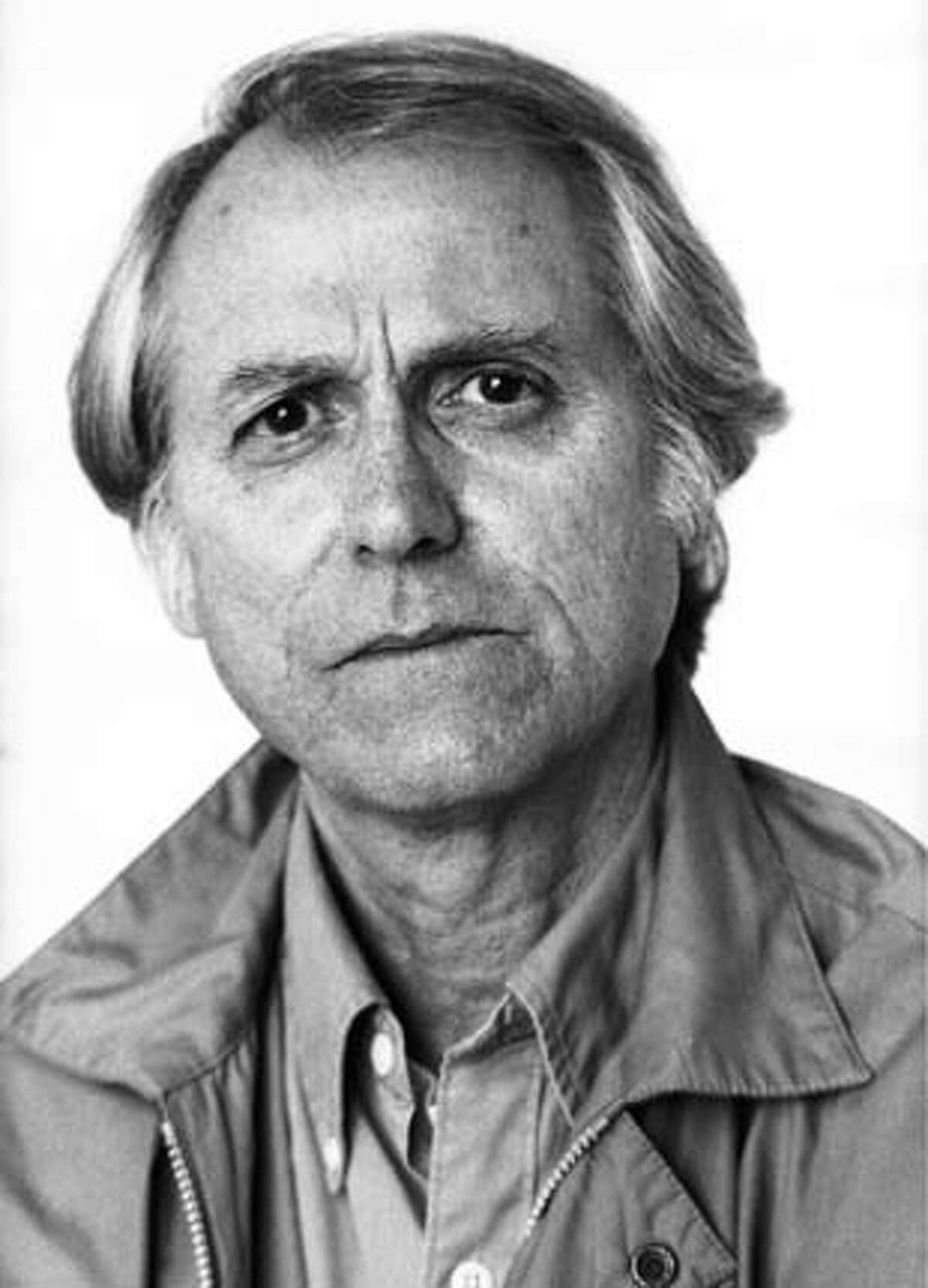 THIS IS A HANDOUT IMAGE. PLEASE VERIFY RIGHTS. PHOTO: Joyce Ravid Author Don Delillo. For Book Review CAT