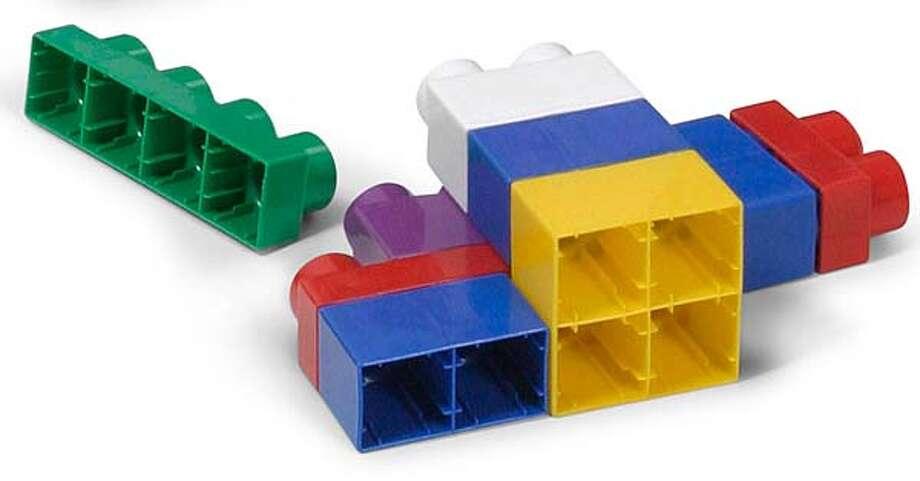 Building blocks Photo: HO