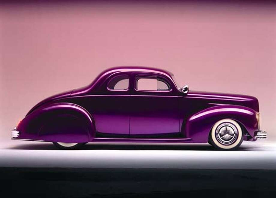 1940 Ford Coupe Photo: Ho