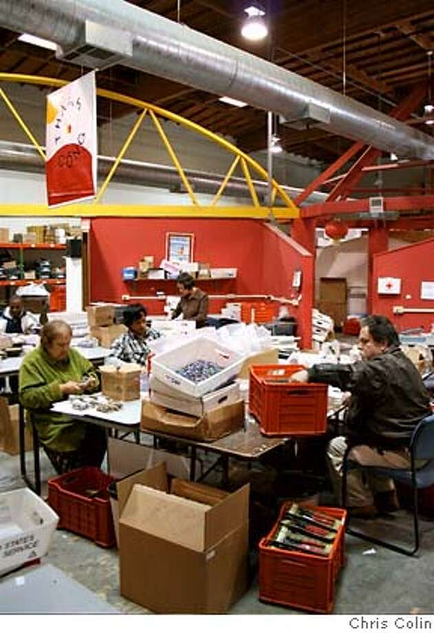 Contracting with vendors such as Mosaic Mercantile and Everyday Studio, Hire-Ability is able to offer paid, in-house packaging and assembly jobs to its clients while providing low-cost services to local businesses.
