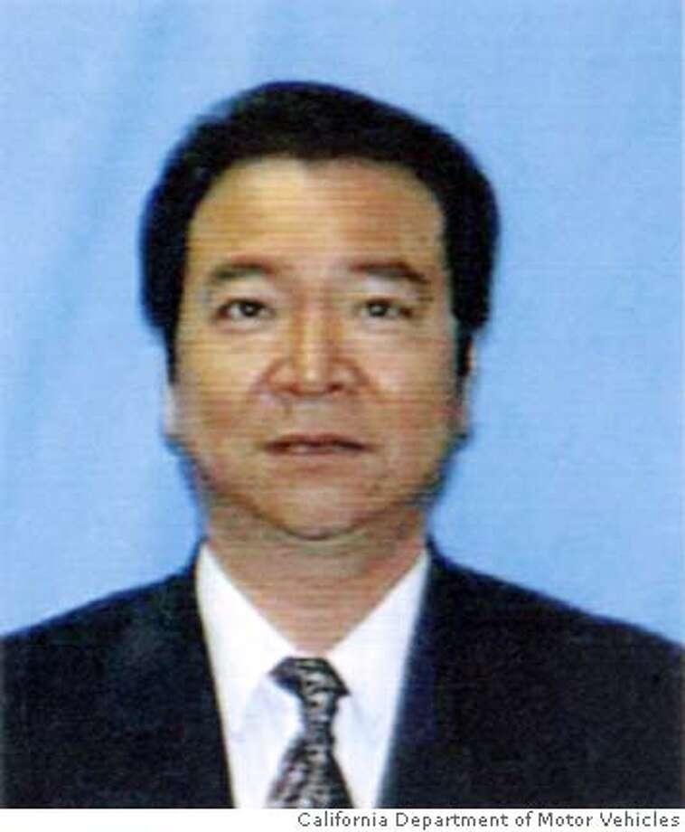 DMV photo of Allen Ngai . Credit: Courtesy of DMV Photo: Courtesy Of DMV