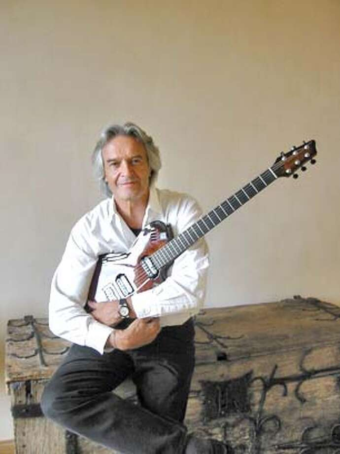 John McLaughlin Photo: SFJAZZ