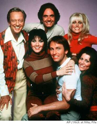Don knotts of griffith show three s company he won 5 emmys