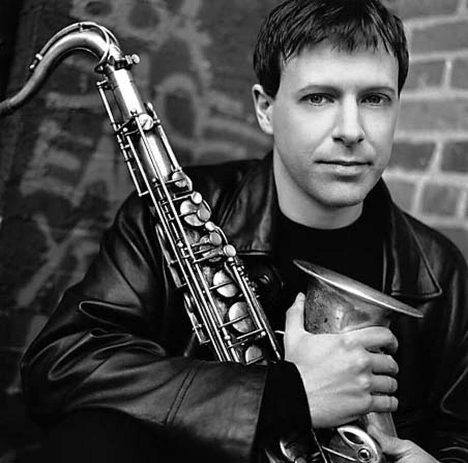 Saxophonist Chris Potter: A rare disease cost him most of his hearing in one ear. Photo by Michael Piazza