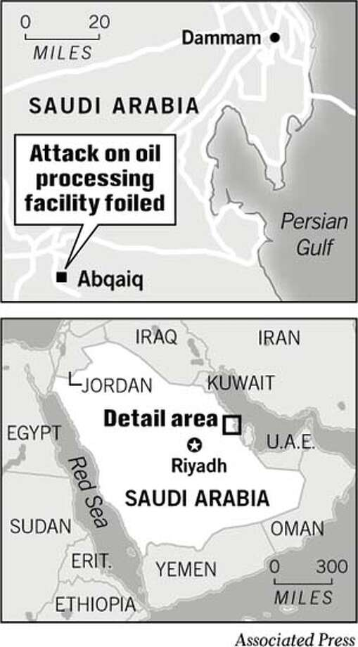 (A3) Attack on oil processing facility