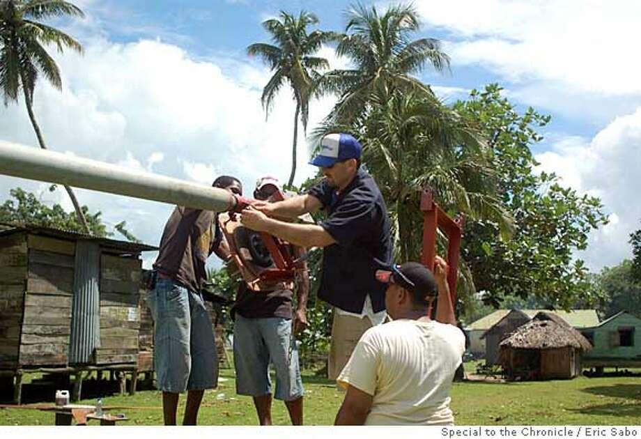 Blue Energy photos from Nicaragua CR: Eric Sabo / Photo: Eric Sabo