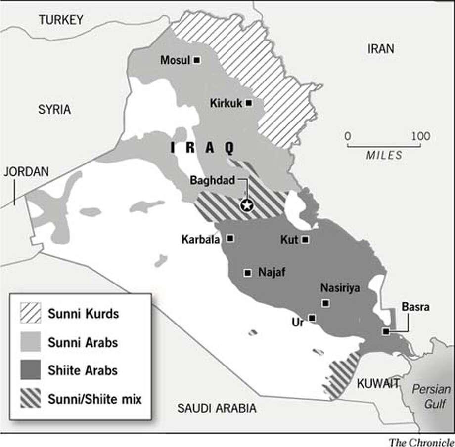 (A15) Iraq