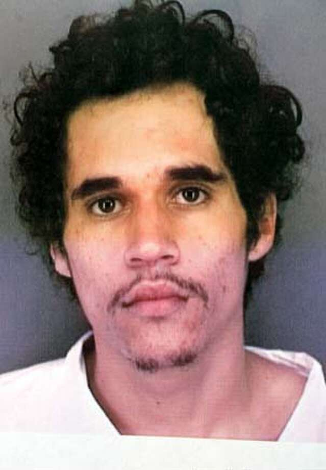 RICHMOND_LI_0030.jpg_  Undated Police photo of Albert Leon Trinidad who is a suspect in the San Jose Avenue apartment shooting Tuesday night in Richmond, Albert Leon Trinidad age 21 6ft tall approx 145 pounds black hair brown eyes. Victim of the stray bullet is a 10-year-old girl who was inside her home ion San Jose Avenue at the time of the stray bullet shooting. MANDATORY CREDIT PHOTOG AND SAN FRANCISCO CHRONICLE. Photo: SFC
