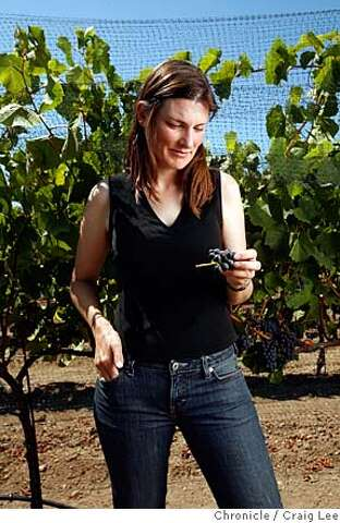Female vineyard managers blaze trails in Wine Country - SFGate