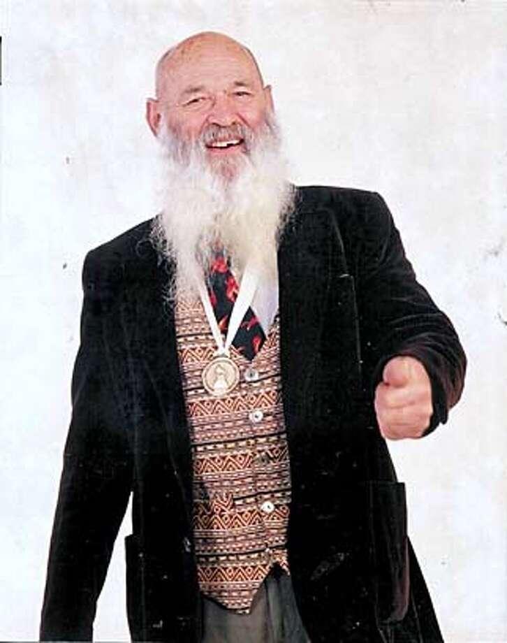 Obituary photo of Luis Kemnitzer.