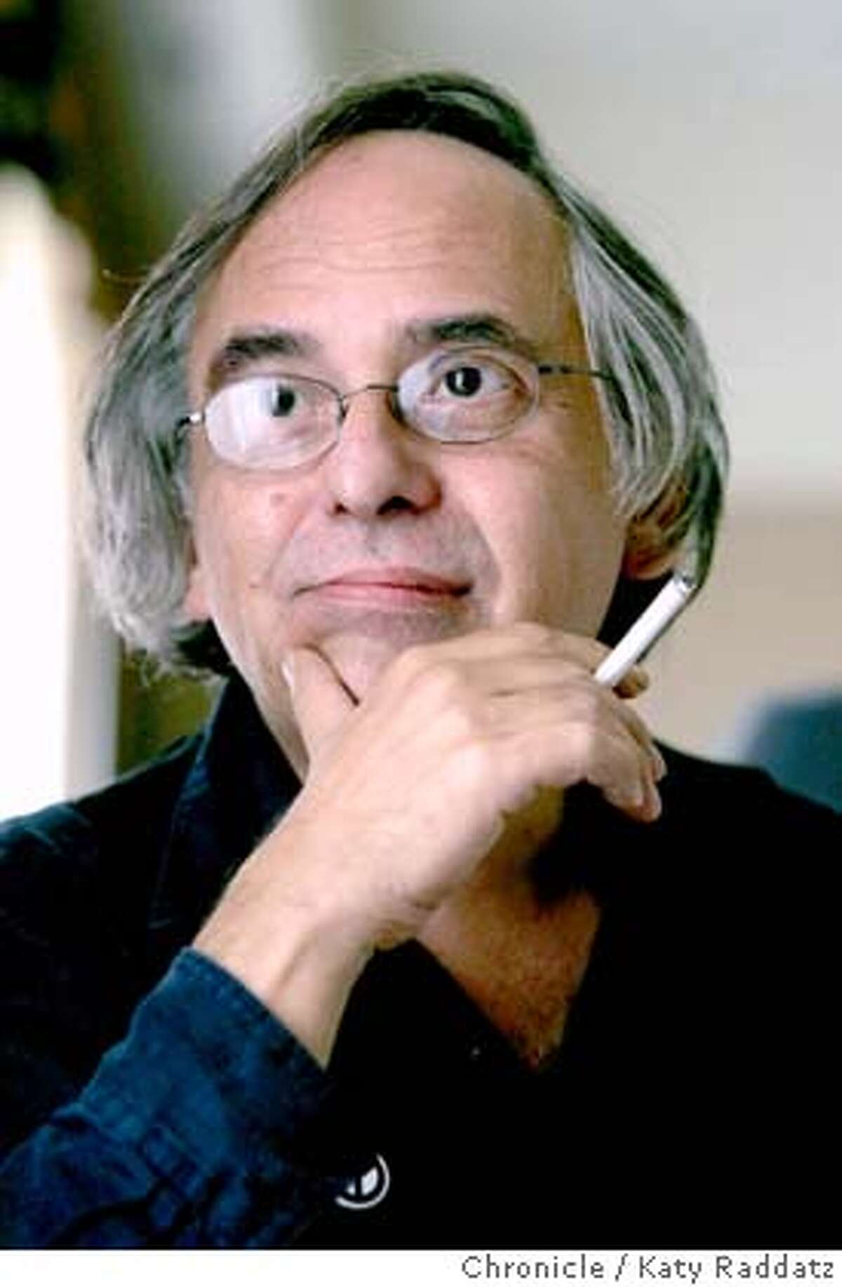 SPEIGELMAN14129_rad.jpg Art Spiegelman, famed comics artist, author of Maus and In the Shadow of No Towers. He's in town for a book tour of In the Shadow of No Towers. Kenneth Baker is the writer for Datebook. Katy Raddatz / The Chronicle Ran on: 10-15-2004 MANDATORY CREDIT FOR PHOTOG AND SF CHRONICLE/ -MAGS OUT