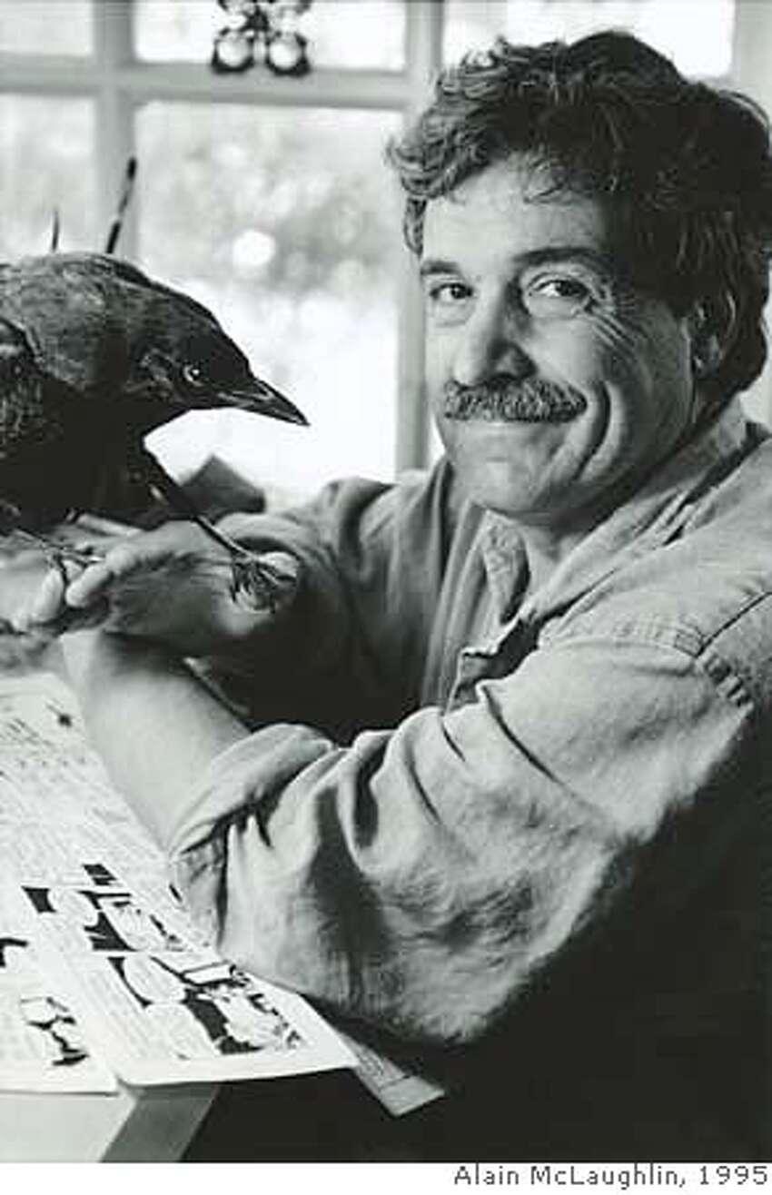 1995 - Phil Frank, Chronicle cartoonist