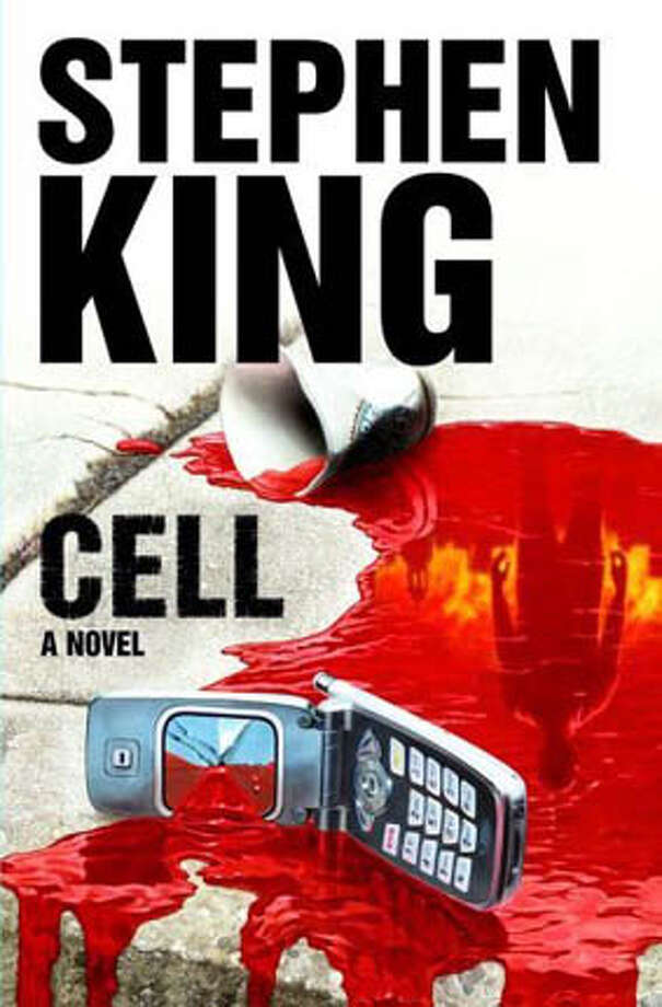 Cell: A Novel (Hardcover)  by Stephen King Photo: No Byline