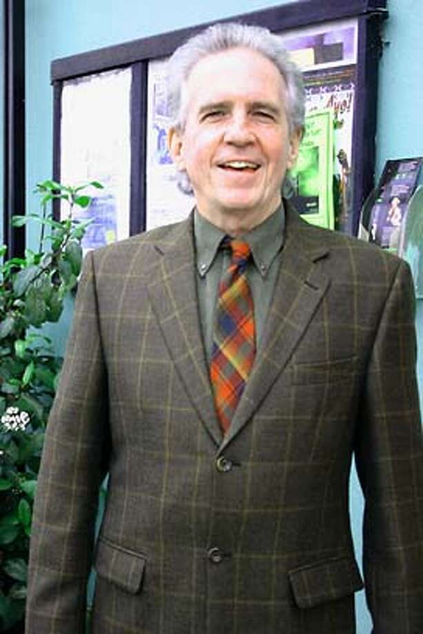 "Daniel Cassidy, author of ""How the Irish Invented Slang"". Photo: Daniel Cassidy"