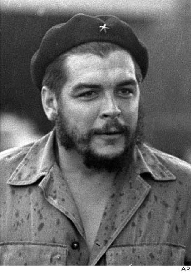 Che Guevara, the guerrilla, has morphed into a capitalist brand. File Photo, 1962, via Associated Press
