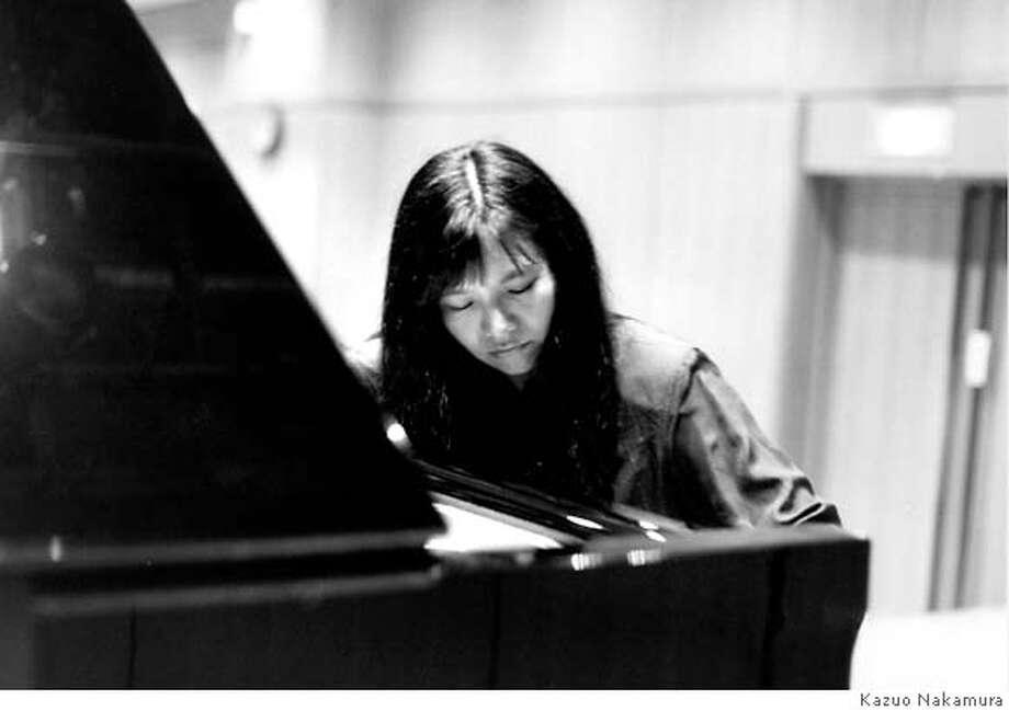 Satoko Fujii Photo: Kazuo Nakamura