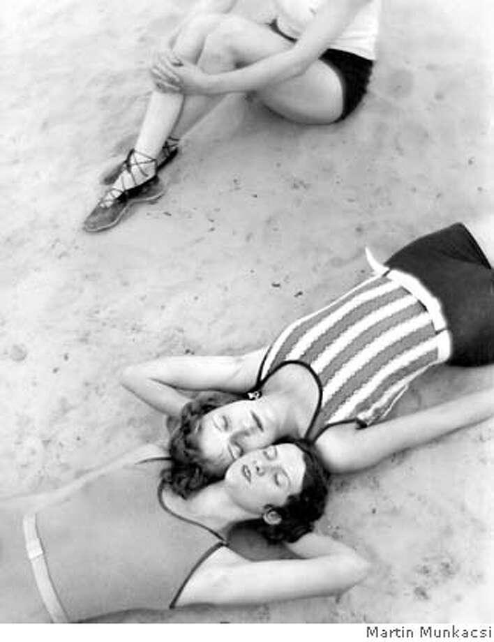 """Lovely Autum: the last warm days of sunchine,"" by Photo: Martin Munkacsi"