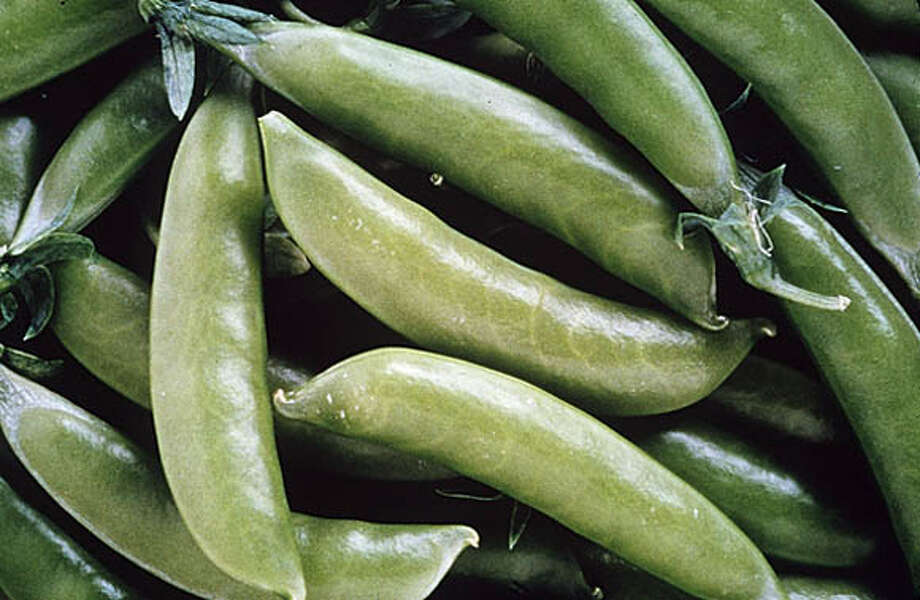 Snap peas, a favorite in Louis XIV's kitchen, can be easily grown. They can be stir-fried, steamed or served as appetizers with or without a dip.