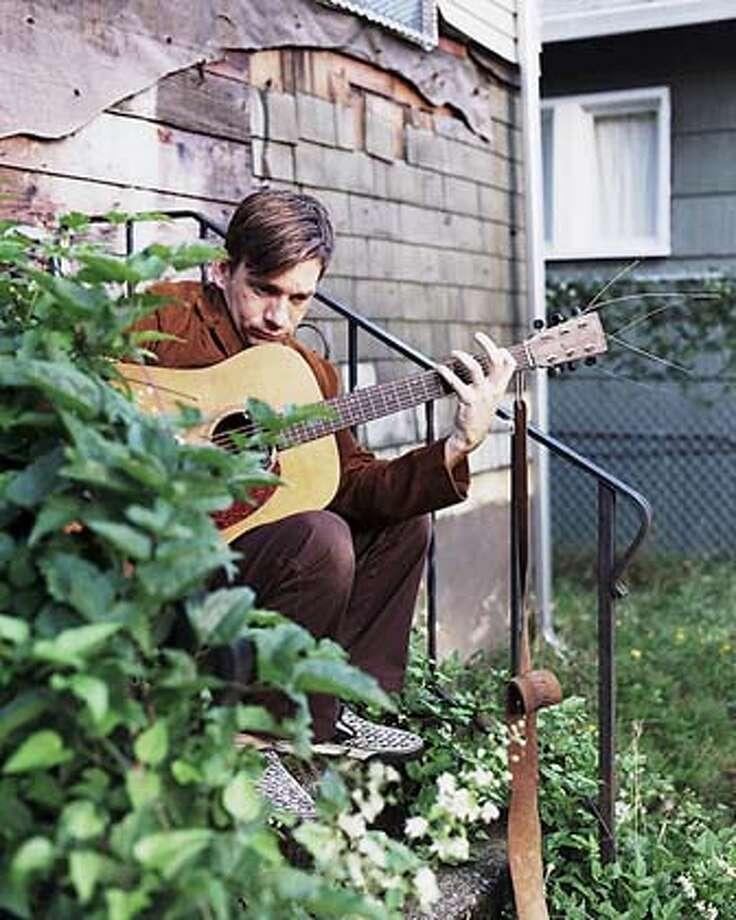 Photo of Musician Sonny Smith. Photo: -