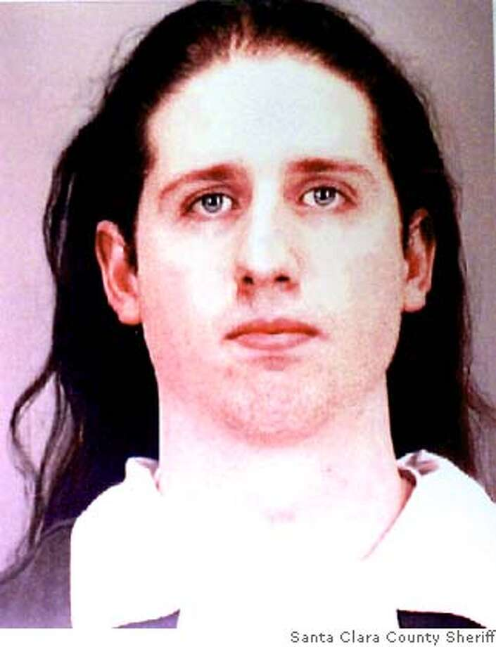 FILE--This is a file photo, date and location not known, of Max Ray Butler, 27, who appeared in a San Jose, Calif., federal courtroom Thursday, March 23, 2000, after he was indicted on charges for allegedly hacking into the U.S. departments of enegy, defense and transportation, according to federal prosecutors. Court records say Butler, who also goes by the name of Max Vision, was a confidential FBI source for two years. (AP Photo/Santa Clara County Sheriff, ho) CAT Photo: Santa Clara County Sheriff