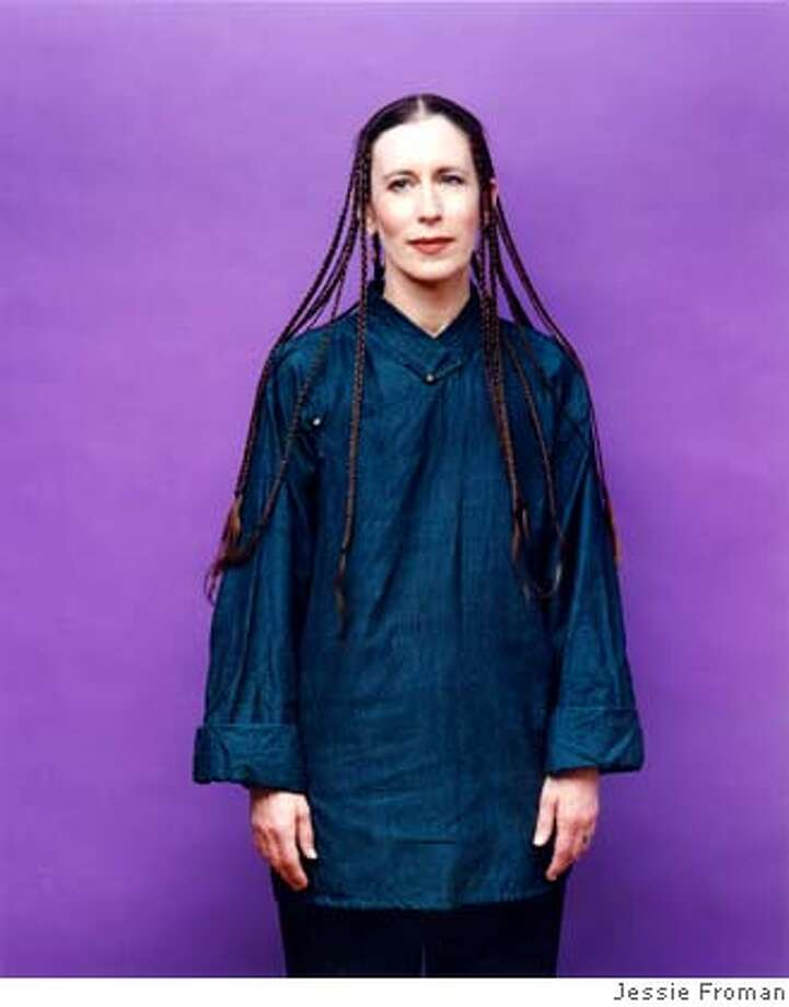 Photo of Meredith Monk. Photo by Jessie Froman Photo: Jessie Froman