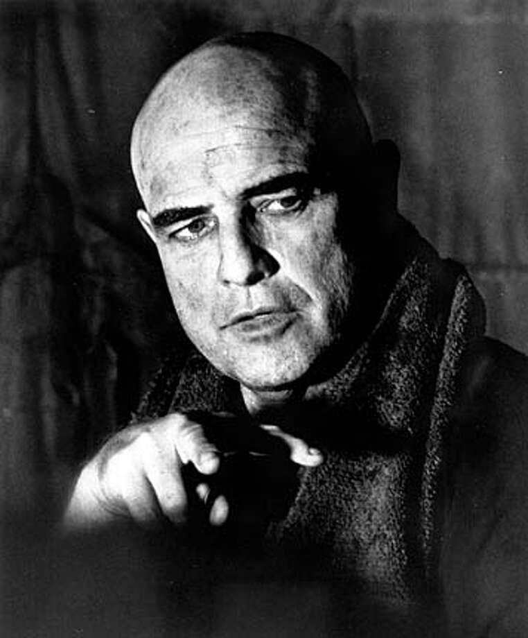 Marlon Brando's character was military excess to be eliminated.