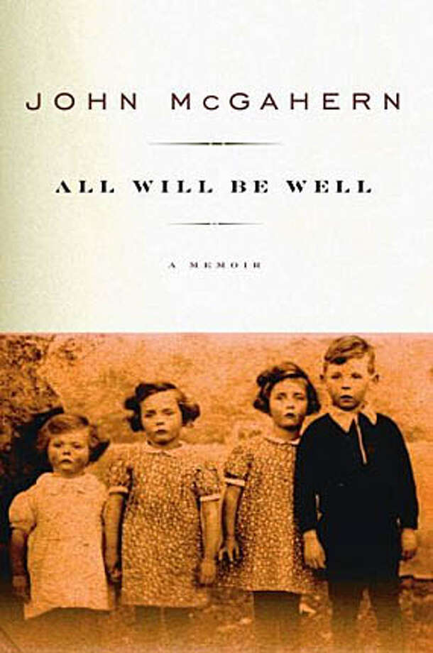 "Detail from the cover of ""All Will be Well."""