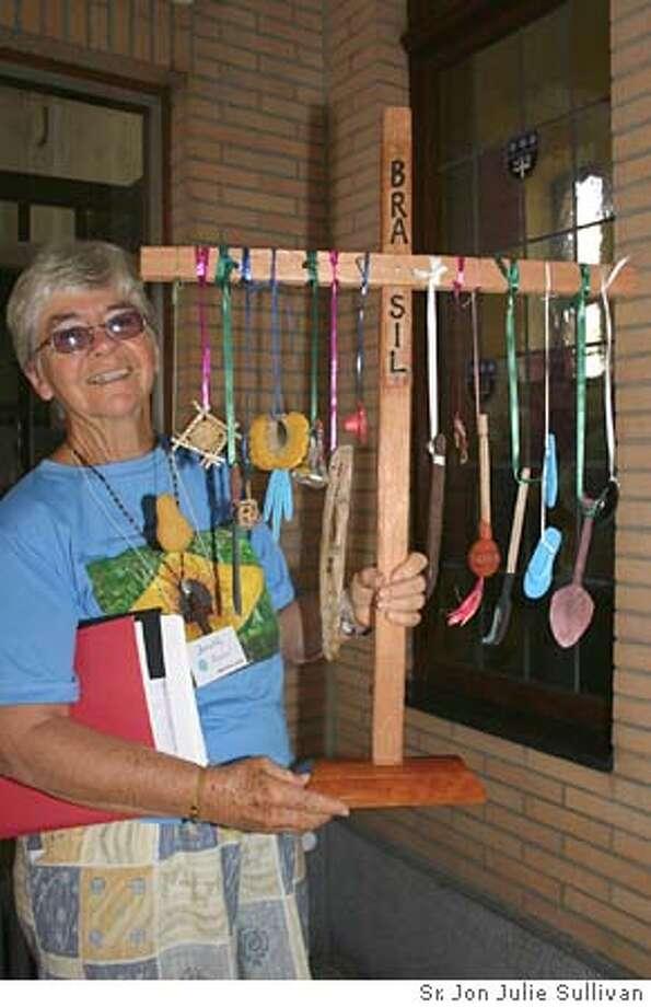 Sister Dorothy Stang attended Notre Dame de Namur University. She was killed last year. Photo courtesy Sister Jon Julie Sullivan