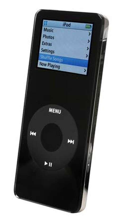 iPod Nano image. Ran on: 09-12-2005 Photo: Cnet